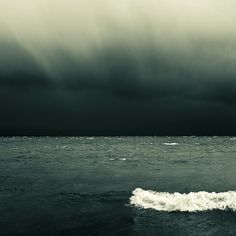 Ocean Landscape | Flickr - Photo Sharing! #ocean #weather #photography #storm #sea #waves