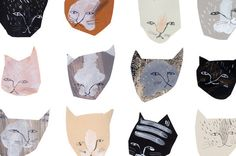Claire Softley #claire #illustration #softley #cats