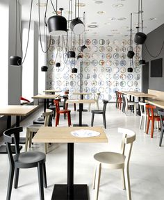 Bistro Decor by JRA - #restaurant, #bistro