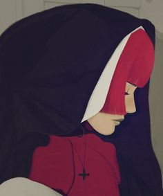 red-nun-_-close-up-copyx.jpg 665×798 pixels #chapel #design
