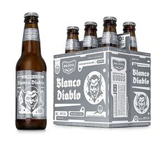 Oh Beautiful Beer #packaging