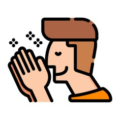 See more icon inspiration related to pray, religion, prayer, christian, cultures, hands and gestures, religious, user, hands and people on Flaticon.