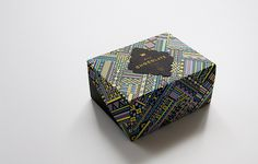 BLOW | Astrobrights Packaging #effects #packaging #print #diecut #chocolate #printing