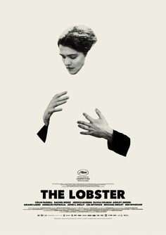 """""""The lobster"""" poster"""