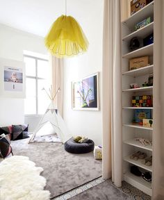 Beautiful Restored H + M Apartment by Studio Destilat beautiful restored apartment kid bedroom