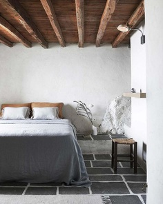 Old Greek Stone House Converted in Authentically Traditional Retreat 9