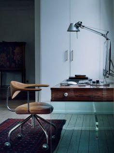 STIKNORD #stylish #modern #chair #photography #desk #vintage
