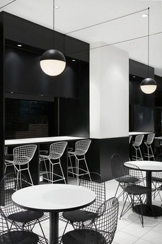 Dining Space Designed by Leaping Creative - TFD Restaurant 7
