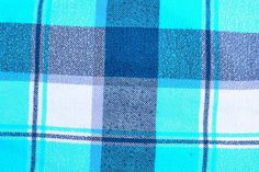 13 Plaid Shirt Textures – Outside the Fray #shirt #texture #blue #fabric #clothes #turquoise #plaid