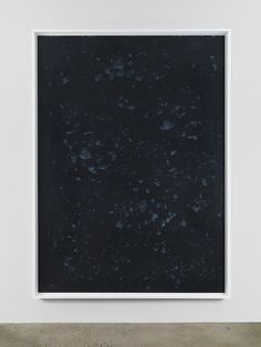 Black 3, 2014, c print, 93 x 68 inches #abstract #print #c #texture