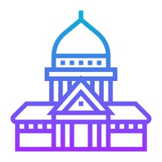 See more icon inspiration related to monument, museum, europe, architecture, france, paris, buildings, building and construction on Flaticon.