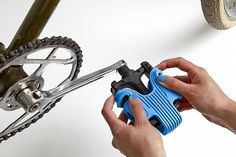 Grippine bike pedal covers