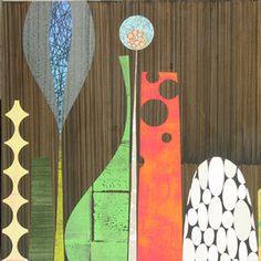 dear ada: collage love #pattern