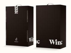 Winc #packaging #box #type #branding #product