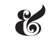 #ampersand#typography