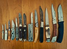 10 #knifes #photography #knife