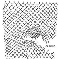 CLPPNG - CLPPNG, Tim Lahan #cover #album #artwork
