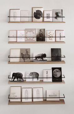 aviarystudio: still house (via apartment 34) #books #library #palette