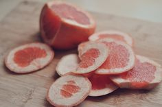Grapefruite #grape #red