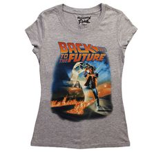Back to the Future T-shirt Design #fashion #printing #design #t-shirts