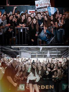 Selena Gomez on Snapchat