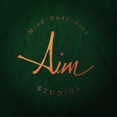 Aim Studions Logo