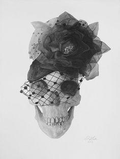 ollie ink6 #skull