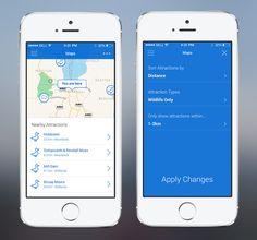 ios7 map app
