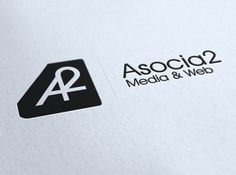 Asocia2 - ross.mx #logotype #branding #design #graphic #brand #identity #logo