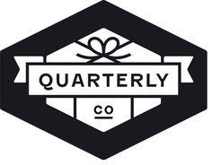 quarterly logo #logo #identity #branding