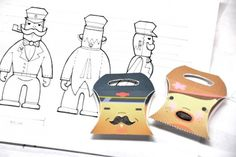 Daniel Don Chang #packaging #diseo #design #teabags
