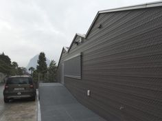 Residence in Lugano by Volpatohatz