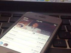 Foto #ios #design #interface