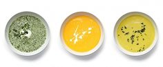 Mark Bittman's Customizable Soups - NYTimes.com #mark #bittman #soups #yellow #food #photography #and #green
