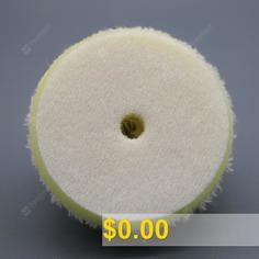 3 #inch #Car #Polishing #Wool #Wheel #Wool #Disk #Wool #Ball #Sponge #Plate #- #BEIGE