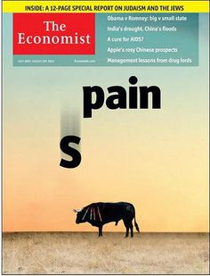 The Economist (US) #cover #spain #editorial #magazine