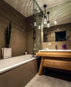 Apartment for Four by Rina Lovko - #decor, #interior, #homedecor, #bathroom