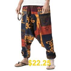 Totem #Print #Jogger #Pants #- #COLORMIX