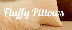Some Of The Best Fluffy Pillows #tech #flow #gadget #gift #ideas #cool