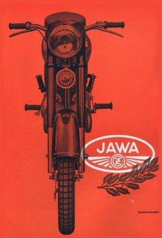 Jawa CZ Archive » ISO50 Blog – The Blog of Scott Hansen (Tycho / ISO50) #bike #vintage #motorcycle