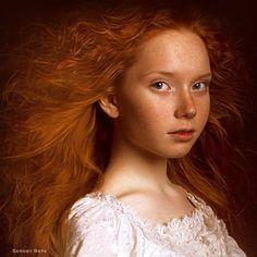 Beautiful Children Portraits by Sergey Betz