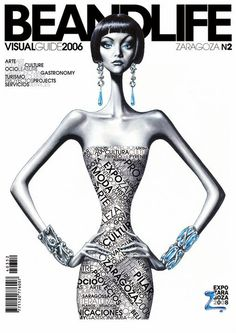 beandlife 2006 arturo elena #fashion #illustration #elena #arturo