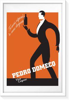 Pedro Demeco #poster #print #ad #illustration