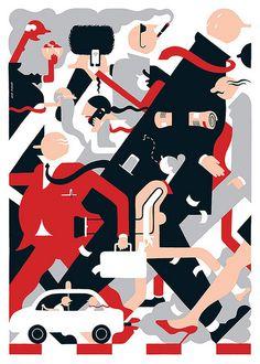 Nivu San - Illustration #illustration