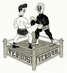Bene Rohlmann | A R T N A U #boxing