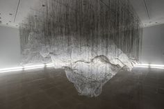 Reverse of Volume RG by Onishi Yasuaki #design #paper #art #installation