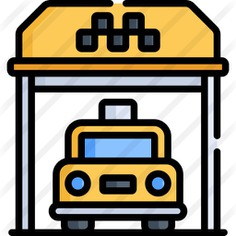 See more icon inspiration related to cab, transportation, taxi, public transport, automobile, holidays, car, vehicle, travel and transport on Flaticon.