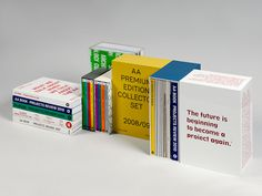 Zak Group – Projects #collection #books #graphic #colour #typography