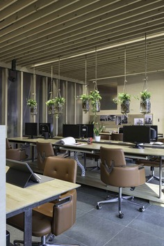 EUNOIA Office / The Grid Architects
