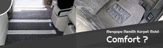 Richz Auto Designs - Comfort Carpet